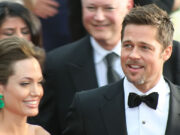 Brad Pitt Spotted Leaving His ex-wife Angelina Jolie 's House For The First Time Since Divorce