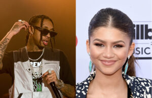 Tyga Shoots His Shot At Zendaya