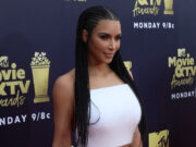 Kim Kardashian shows support to Kanye West on running for US Presidential election