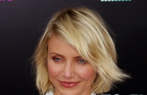 "Cameron Diaz reveals why she quit acting in interview""I got a peace in my soul''"