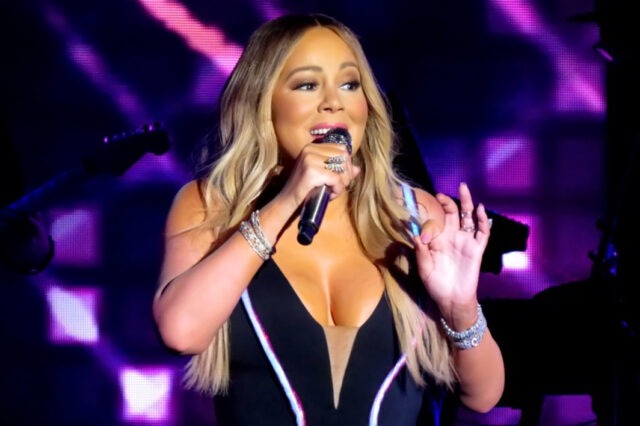 Mariah Carey announces her new album called 'The Rarities'
