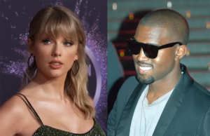 Kanye West Takes Swipe At Taylor Swift in latest Twitter thread