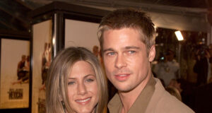 "Jennifer Aniston and Brad Pitt reunite on screen for ""Fast Times at Ridgemont High"" table read"