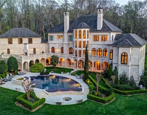 7 Most Impressive Celebrity Houses of All Time