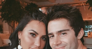 Demi Lovato Gushes Over Fiancé Max Ehrich As She Reveals She 'really blessed' to have him