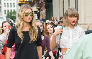 Gigi Hadid's Baby Receives Adorable Gift From 'auntie' Taylor Swift