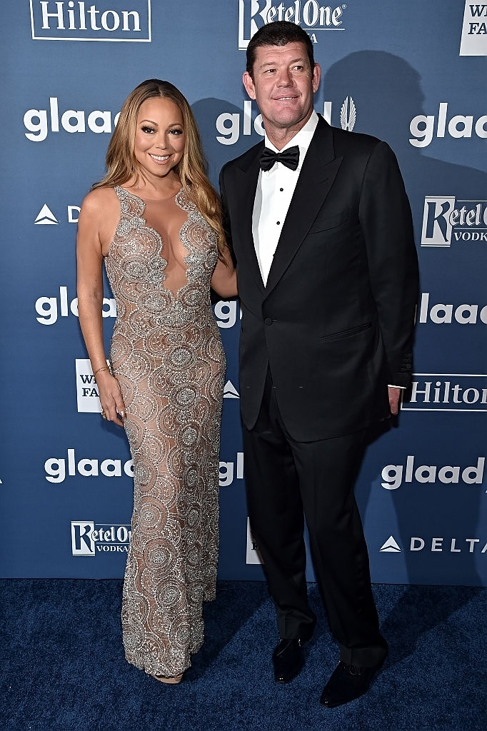Mariah Carey Reveals she did NOT have a 'physical' relationship with ex-fiancé James Packer Mariah Carey james packer The Meaning of Mariah Carey
