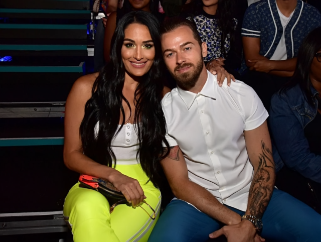 The Total Bellas dancing with the stars DWTS 2020 Nikki Bella son