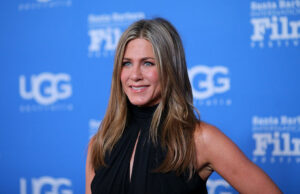 Jennifer Aniston Defended Fans Christmas Jennifer Aniston Friend