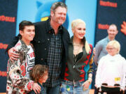 Blake Shelton Stepdad Gwen Stefani Sons Blake Shelton Gwen Stefani Sons gwen blake married
